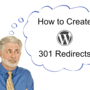 How to create 301 redirect in wordpress